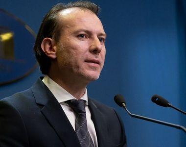 Ministrul Finanţelor, Florin Cîțu, anunț despre banii românilor. Ce se întâmplă cu...