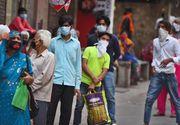 A treia țară din lume care trece pragul de 1 milion de bolnavi de coronavirus