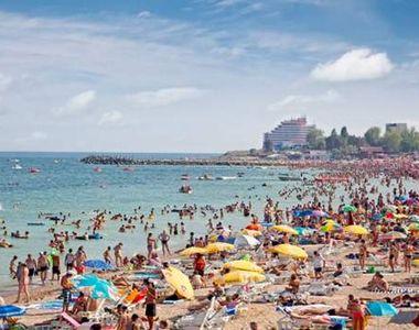 VIDEO| Haos pe litoral: Plajele sunt ocupate de o mare de oameni