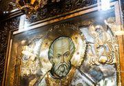 Minunea Sfântului Nicolae într-un oraș din Rusia. Comuniștii au încercat să ascundă toate urmele