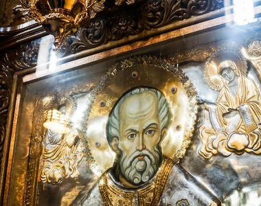 Minunea Sfântului Nicolae într-un oraș din Rusia. Comuniștii au încercat să ascundă...