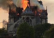 Lovitură de teatru. Cine a fost arestat după incendiul devastator de la Catedrala din Nantes