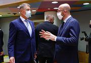 """Klaus Iohannis, în focul negocierilor pe banii UE: """"Sunt moderat optimist. România are încă o șansă"""" (VIDEO)"""