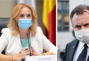 """Gabriela Firea contestă cifrele îmbolnăvirilor de coronavirus în București. Grupul de Comunicare Strategică: """"O gravă confuzie"""""""