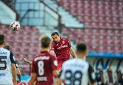 Val de cazuri de infectare la CFR Cluj. Doi jucători și trei membri au fost testați pozitiv