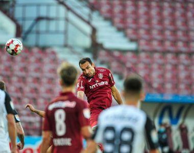 Val de cazuri de infectare la CFR Cluj. Doi jucători și trei membri au fost testați...