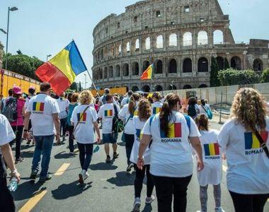 """Românii, coșmarul UE. România ar putea deveni """"Statele Unite"""" europene după valul de..."""