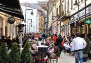 Deschiderea restaurantelor, condiționată de respectarea regulilor la terasă