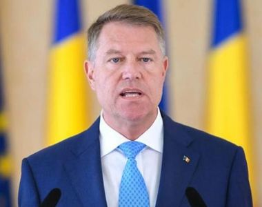 Klaus Iohannis, anunţ important pentru români