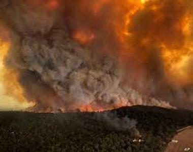 Atenţionare de călătorie transmisă de MAE - Pericol de incendii în Grecia