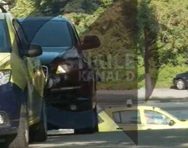 VIDEO - Halucinant! O familie din Craiova a venit să-și ridice pachetele pentru...