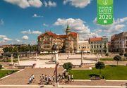 VIDEO - Oradea, un oraș de poveste. Imagini superbe cu unul dintre cele mai frumoase orașe din România
