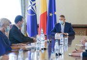 """Klaus Iohannis a adus azi o veste bună și o veste proastă. """"Este foarte trist. Dar tristețea nu rezolvă problema"""" (VIDEO)"""