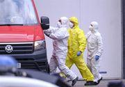Trei angajați ai Parchetului Sibiu, testați pozitiv cu coronavirus