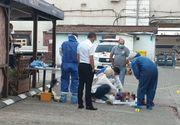 VIDEO - Tânăr, înjunghiat mortal în Gara de Nord din Timișoara