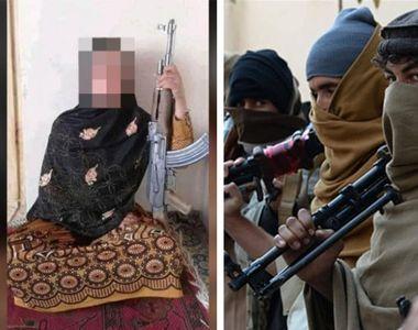 O adolescentă și fratele ei mai mic i-au ucis pe militanții talibani care le-au omorât...