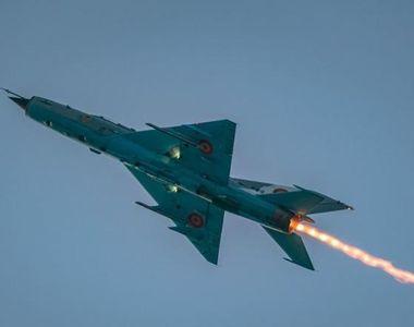 Avioane militare rusești deasupra Mării Negre. Două MiG-uri românești au intervenit