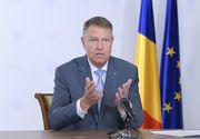 Klaus Iohannis a promulgat legea. Cine va primi măști gratuite în fiecare lună
