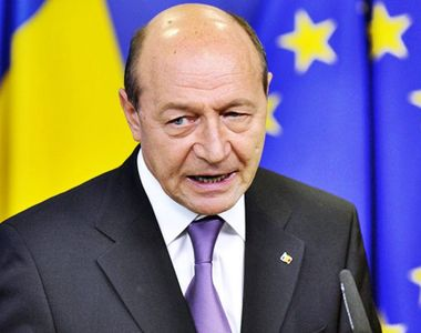 """Băsescu a spus în ce condiții candidează pentru Primăria Capitalei: """"Una dintre..."""