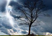 Cum este vremea în weekend. Zonele în care sunt așteptate ploi torențiale și vijelii