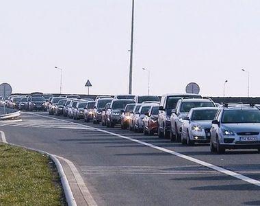 Grav accident pe Autostrada Soarelui. Patru persoane au fost rănite