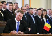 Klaus Iohannis a semnat legea. Măsuri pentru prevenirea îmbolnăvirilor