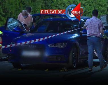 VIDEO - România, terorizată de bande de interlopi. Scene șocante la Chiajna: Atac cu...