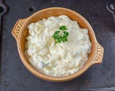 Ciuperci cu maioneză și usturoi. Ingredientul secret care le dă tot gustul