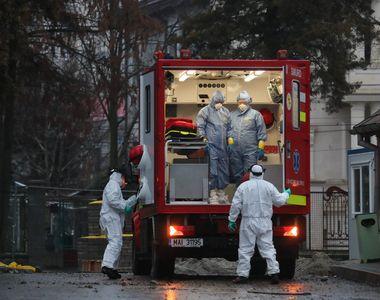 Judeţele din România cu cele mai multe cazuri de coronavirus, în ultimele 24 de ore