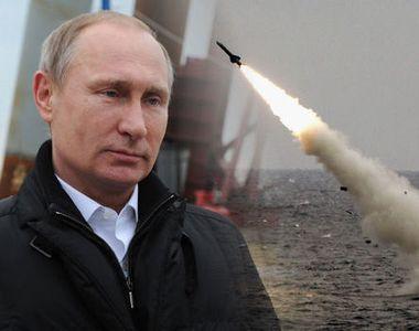 Rusia se înarmează cu rachete nucleare hipersonice