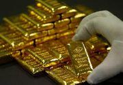 Prețul aurului atinge un nivel record. Motivul sumbru din spatele acestei scumpiri
