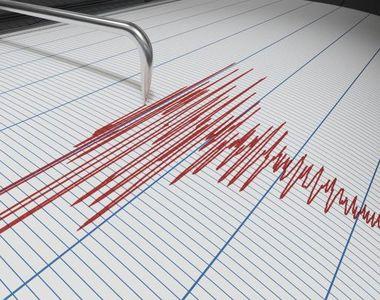Serie de cutremure în România. Cel mai recent a avut loc marți dimineața