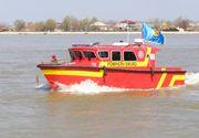 Grav accident naval în Tulcea. A fost activat Planul Roşu de Intervenţie