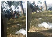O mamă și-a trântit copilul de pământ, în văzul tuturor. Cum au reacționat autoritățile