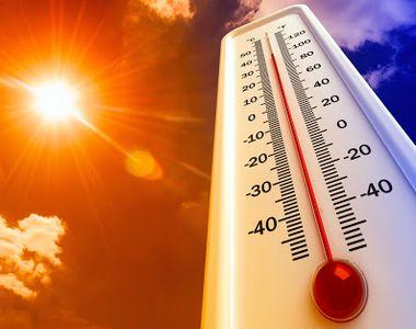 VIDEO - România sub cod galben de caniculă. Temperaturile vor depăși 40 de grade Celsius