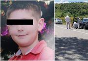VIDEO - Dezvăluire incredibilă în cazul copilului de 8 ani ucis de tatăl său și abandonat în mașină