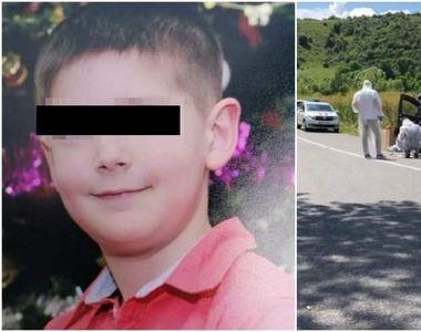 VIDEO - Dezvăluire incredibilă în cazul copilului de 8 ani ucis de tatăl său și...