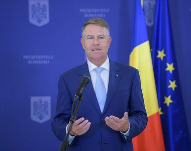 """VIDEO - Klaus Iohannis, declarații de ultima oră: """"Suntem într-un moment critic...."""