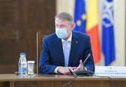 """""""Nu sunt bani pentru toate"""".  Klaus Iohannis, despre creșterea pensiilor și dublarea alocațiilor"""