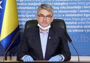 Un ministru din Bosnia a murit după ce a contractat Covid-19