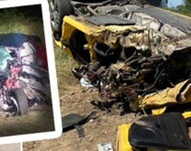 """VIDEO - Șoferul sinucigaș a lăsat un bilet de adio: """"Nu mai suport să trăiesc așa"""""""