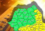 VIDEO - România se topește! Cum va fi vremea în următoarele zile