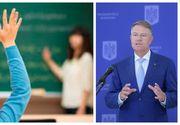 """Klaus Iohannis: """"Școala nu va începe în condiții normale, în mod sigur"""". Care este scenariul cel mai probabil"""
