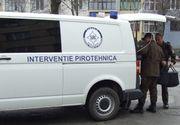 Ameninţare cu bombă la Primăria Capitalei