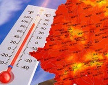 VIDEO - Caniculă în România: Temperaturi de peste 38 de grade