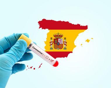 Recordul ultimelor trei luni în Spania. Sunt peste 1.200 de noi cazuri de infectare
