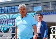 Ce cadou a primit Mircea Lucescu la primul antrenament de la Dinamo Kiev