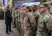SUA trimit 1.000 de militari în Polonia pentru descurajarea Rusiei