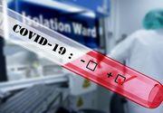Record negru de îmbolnăviri confirmate în ultimele 24 de ore