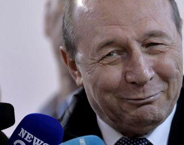 Traian Băsescu vorbește despre candidatura la Primăria Capitalei